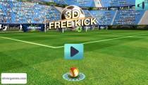 3D Свободный Удар: Menu