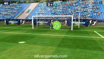 3D Свободный Удар: Gameplay Score Aim