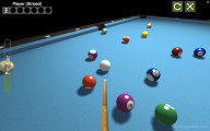 3D Pool: 2 Player Pool