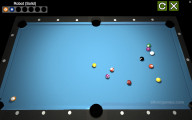 3D Pool: Gameplay