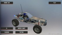 4x4 Bergrennen 3D: Game