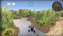 Course De Cotes 4x4 3D: Play