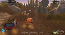 4x4 Off-Road Racing: Gameplay Cars Race