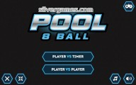 8 Ball Pool: 2 Spieler: Menu