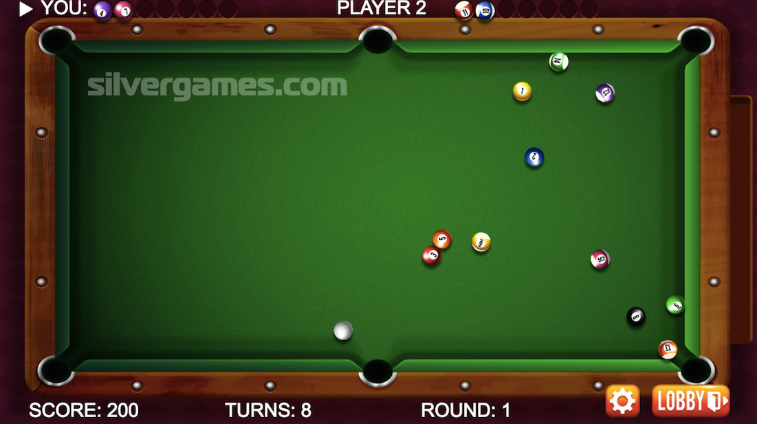 8 Ball Pool - Free 8 Ball Pool Game Online