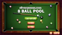 8 Ball Pool: Menu