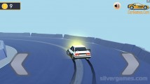 Ace Drift: Gameplay Collecting Coins