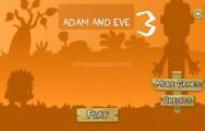 Adam And Eve 3: Menu