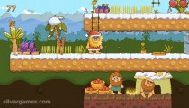 Adam And Eve Go Xmas: Gameplay Adam Eve Presents