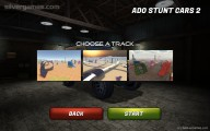 Ado Stunt Cars: Level Selection