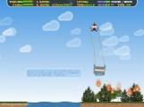 Lufttransporter: Gameplay Cargo Water