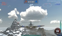 Air Wars 3: Arctis Airplane Fight