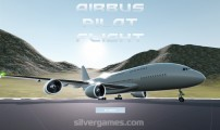 Airbus Flight Simulator: Menu