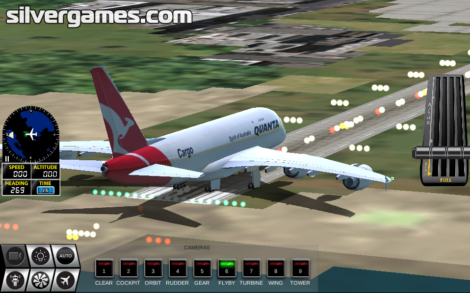 3d flying games online play free