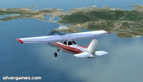 airplane simulator cessna 172