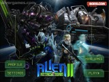 Alien Attack Team 2: Screenshot