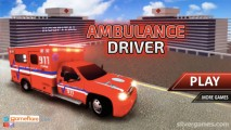 Ambulance Driver: Screenshot