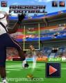 American Football Kicks: Menu