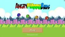 Angry Flappy Birds: Menu Birds