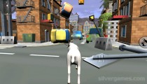 Angry Goat Simulator: Gameplay Goat Destruction