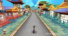 Angry Gran Run: Japan: Gameplay Running Grannie