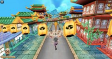 Angry Gran Run: Japan: Gameplay Obstacles