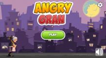 Angry Gran: Menu