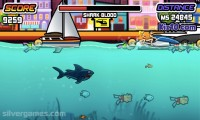 Angry Shark: Gameplay Shark