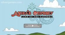 Anikas Odyssey: Menu