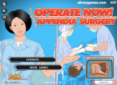 Appendix Surgery: Menu