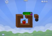 Apple Worm: Gameplay