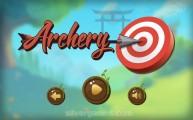 Archery Pro: Menu