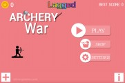 La Guerre Des Flèches : Menu
