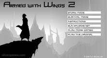 Armed With Wings 2: Menu