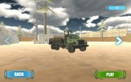 Army Cargo Driver 2: Truck Selection