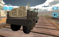 Army Cargo Driver 2: Gameplay Cargo Truck