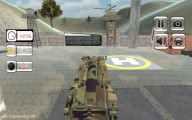 Army Missile Truck Simulator: Gameplay Tanks
