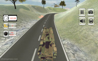 Army Missile Truck Simulator: Huge Truck Simulator