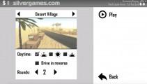 Asphalt Speed Racing: Gameplay Road Selection