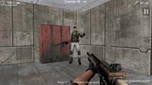Assault Zone: Shooting Enemies