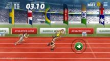 Athletics Hero: Sprinting Gameplay