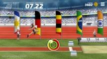Athletics Hero: Gameplay Jumping Olympics