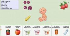 Baby Adopter: Menu