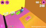Backflip Dive 3D: Gameplay