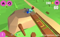 Backflip Dive 3D: Screenshot