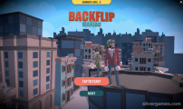 Backflip Maniac: Menu