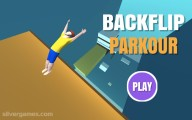 Backflip Parkour: Menu