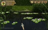 Achterwasser Angeln: Gameplay Fishing