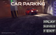 Backyard Car Parking: Menu
