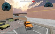 Backyard Car Parking: Car Parking Gameplay